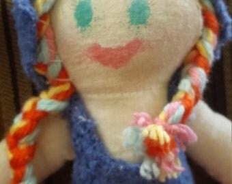 Little Rag doll