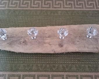 Driftwood hooks