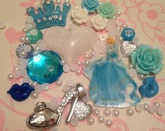 Cinderella DIY Decoden Kit
