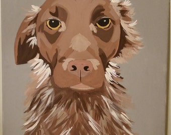 Custom Pet Portraits- dogs, cats, horses, you name it!