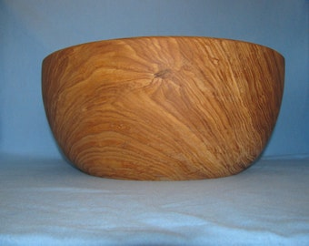 wood salad bowl #75