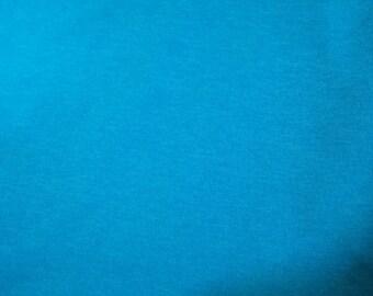 Sky Blue Rayon Jersey Knit