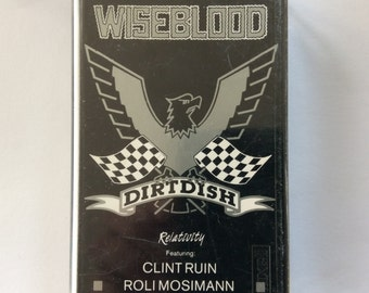 WISEBLOOD - Dirtdish cassette (Relativity)