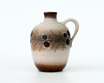 Strehla 9024 vase/jar-Retro ceramics
