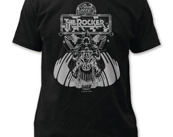 Thin Lizzy The Rocker tee - TL14(Black)
