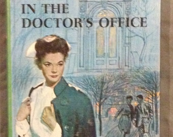 The Mystery in the Doctor's Office - A Cherry Ames Nurse Story by Helen Wells. 1st Edition