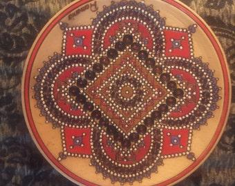 Romanian Decorative Plate