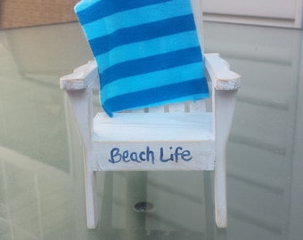 Miniature Beach Chair