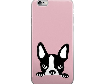 Boston Terrier Phone Case iPhone