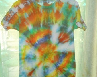 Children's Large tie-dyed