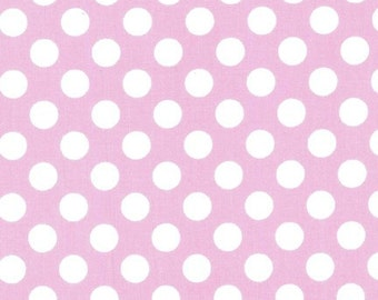 Pink Polka Dot -Ta Dot Fabric by Michael Miller