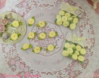 Ribbon Rose (Medium Size) R07