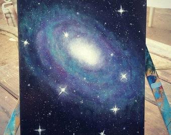 Spiral Galaxy Party