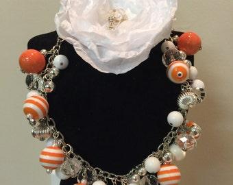 Orange you cute? Necklace