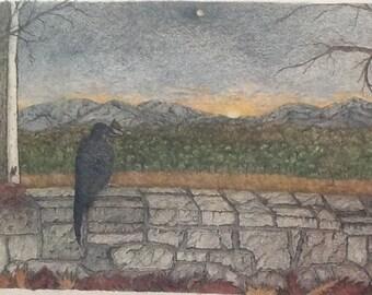 The Way the Crow Flies