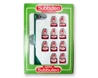 Subbuteo - Team from Arsenal complete 1987/88 (63000 - 642)
