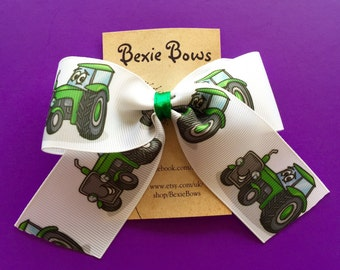 Tractor bow