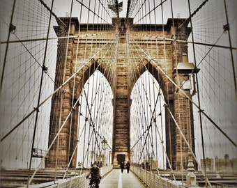 The Brooklyn Bridge I