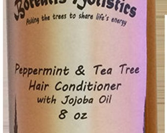 Peppermint & Tea Tree Hair Conditioner