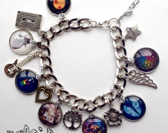 COLDPLAY'S Discography Bracelet