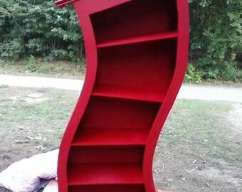 Dr. Seuss book shelf