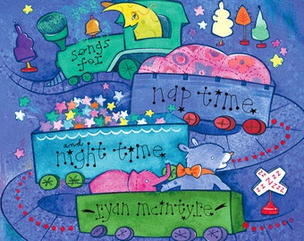 Songs for Nap Time and Nighttime