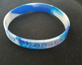 The World Needs Jesus, Silicone Bands