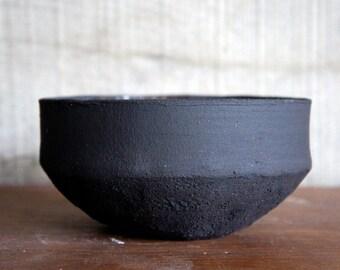 flat black ceramic