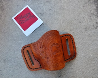 Large frame automatic holster