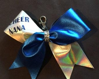 Cheer Nana Key Chain Bow