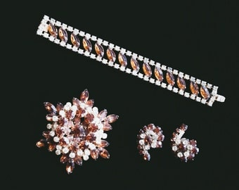 vintage fashion jewelry | 1950s | excellent condition