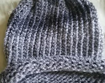 Soft Winter Basic Beanie