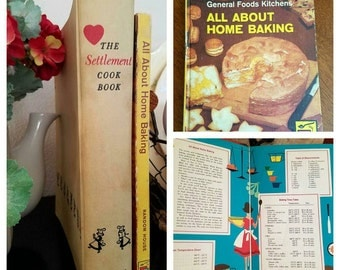 All About Home Baking Cookbook