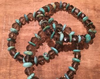 Turquoise Infinti Bracelet