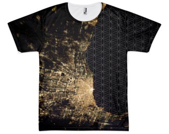 Chi Sky v3  (All over print) Tshirt
