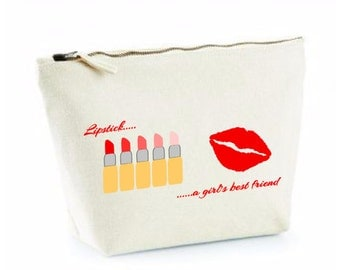 LIPSTICK Makeup/Accessory/Toiletry Bag