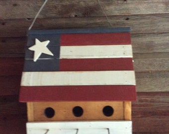 USA Birdhouse
