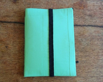 Mint Green Vegan Duct Tape Wallet