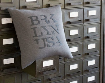 BRKLYN Cushion Cover