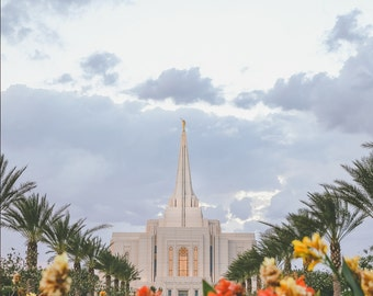 Gilbert Temple Photograph (A6)