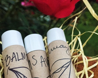 Balms Away Three Tubes Lip Balm
