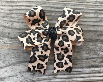 Cheetah Bow