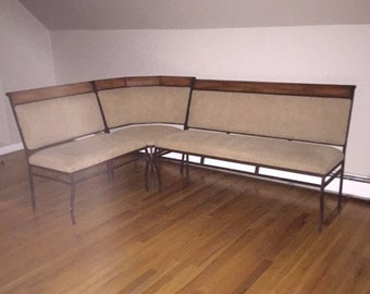 Mid century sectional father's DAY SALE