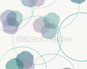 Textile *Digital* Pattern Print • Amigos