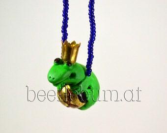 Chain, frog Prince