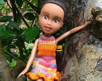 OOAK Unique, Hand Repainted Ex Bratz Doll