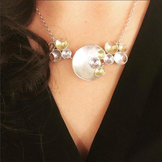 Sun & Moon Necklace