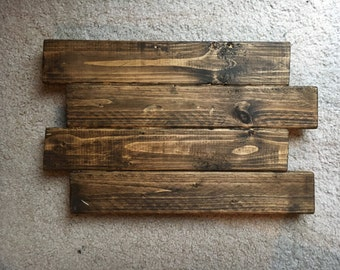Blank Wooden Pallet Sign