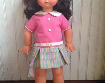 Vintage CouCou Coldrey doll