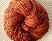 RUST BELT Superwash Merino Sock Yarn